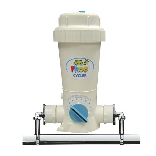 Frog Inground Purifier For Pools Up To 40 K Gallons - Off-line Model