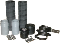 solar panel parts and repair kits