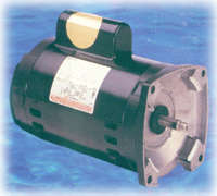 emerson 56y and 48y square flange replacement pump motors