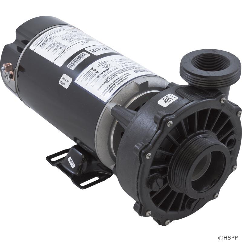 Waterway Hi-Flo 1.5 Hp 2 Speed Spa Pump (3420610-10)