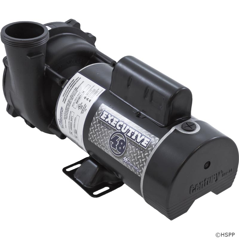 Waterway 3Hp 230V 2-Speed Executive 48 Pump - 2In Intake 2In Discharge (34212211A) - Free Shipping!