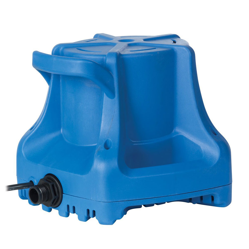 Little Giant 115V 1700Gph Apcp-1700 Automatic Pool Cover Pump 25Ft Cord - Free Shipping!