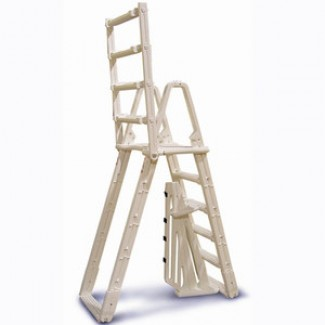 Confer Evolution A-Frame Flip Up Pool Ladder - 7100X