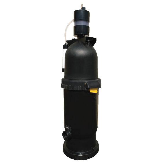 Del MDV-100 Mixing De-Gas Vessel XL for AOP 50