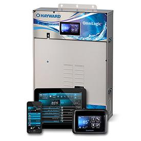 Hayward Omnilogic Pool Control System - 4 Function