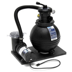 Waterway Twm System 19In Sand Filter 1Hp - 520-1910-6 - Free Shipping!