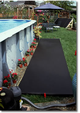 Fafco Above Ground Pool Solar Heating Systems