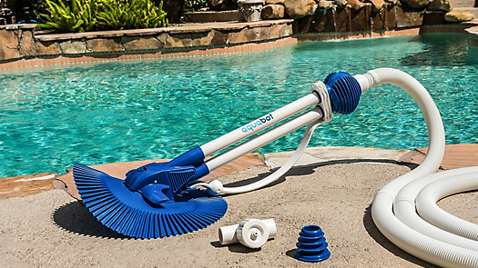 Aqua Products AZMAMBA Mamba Swimming Pool Cleaner Suction Side