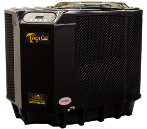 Aquacal Tropical Heat Pumps - FREE SHIPPING!