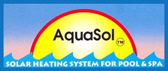 aquasol solar pool solar heating panels