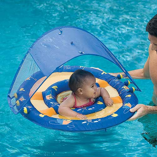Baby pool floats frog baby seat rider pool float