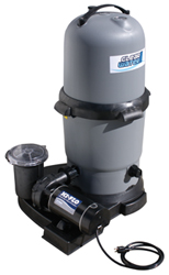 Waterway Clearwater Ii 150 Sq Ft Cartridge System W 1 5hp