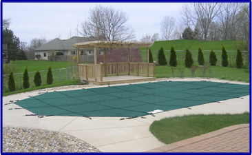Safety Covers for Inground Pools