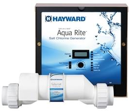 Hayward Goldline AquaRite Salt Chlorine Systems for Pools