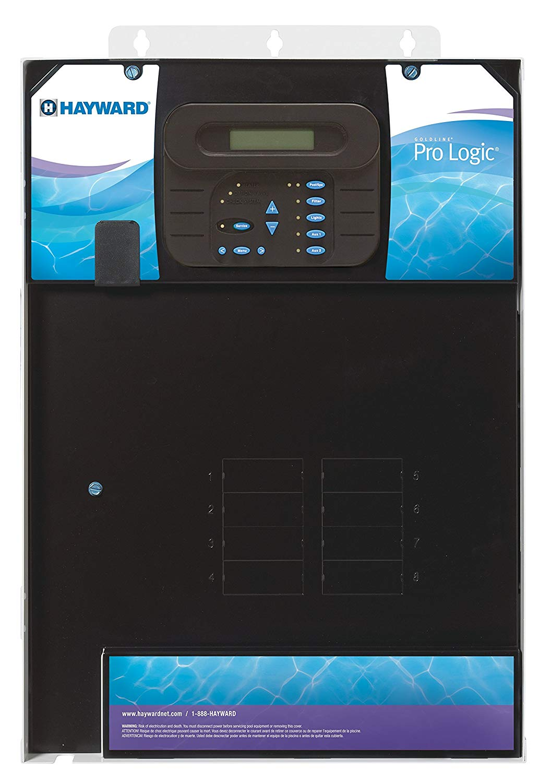 Hayward Pl Ps 8 Pro Logic Pool Amp Spa Automatic Control