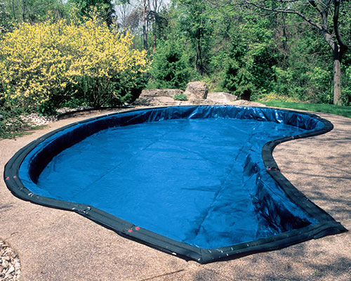 Inground Pool Winter Covers