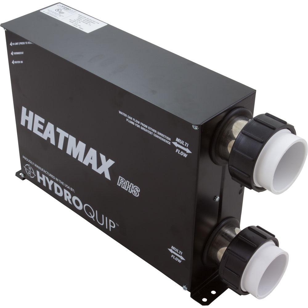 Hydroquip Heatmax Rhs 5.5Kw Weather-Tight Spa Heater - 230V