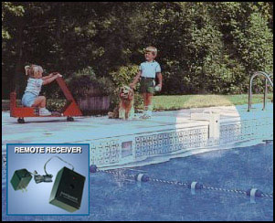 Poolguard Inground Swimming Pool Alarm (PGRM-2)