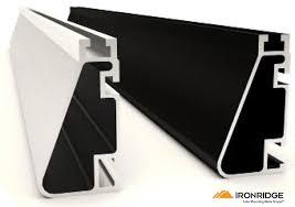ironridge pv solar racking