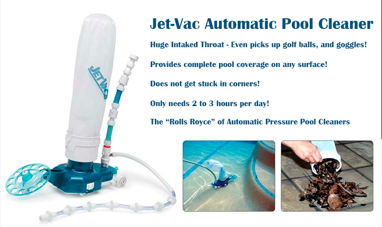 Jet Vac Pressure Cleaner