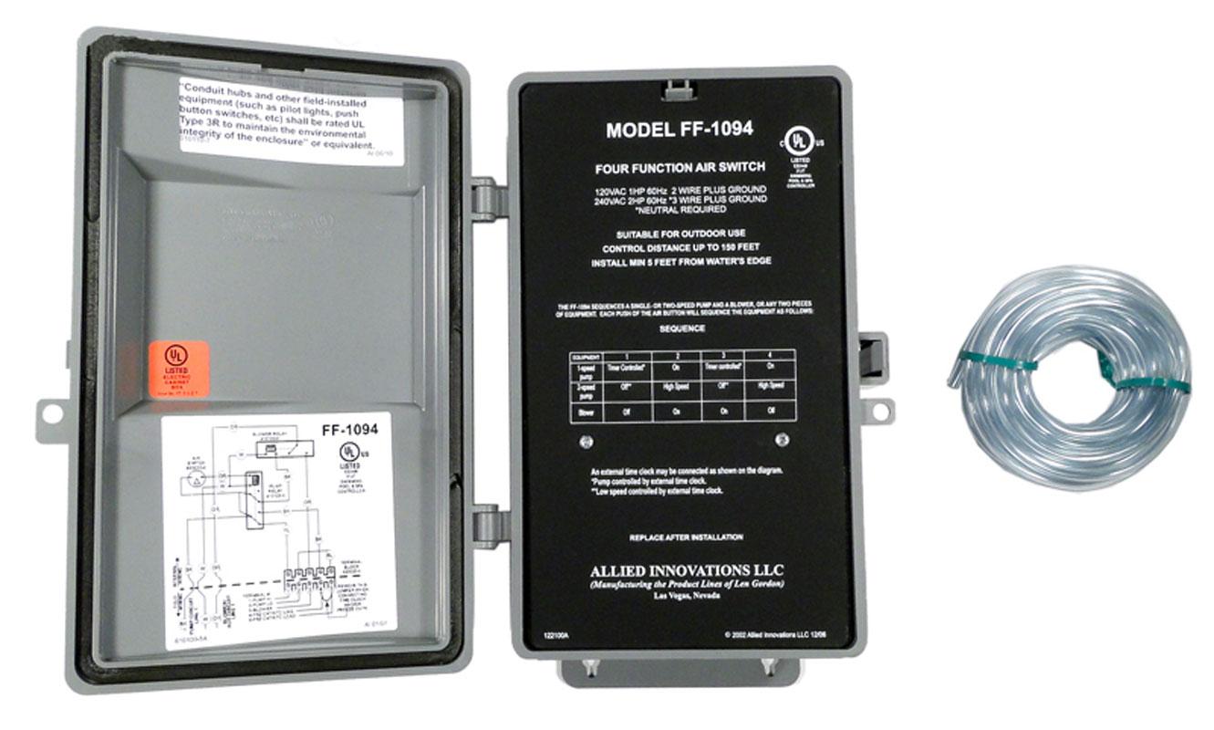len-gordon-910100-007-ff-1094-4-function-air-switch