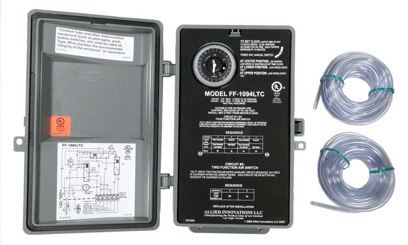 len-gordon-910108-007-ff-1094-4-function-air-switch-w-timer