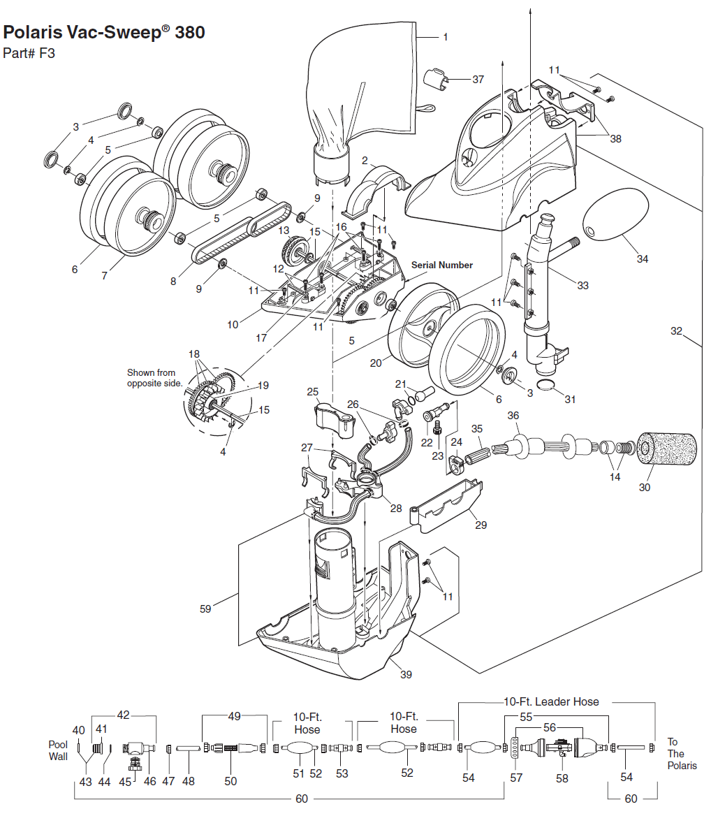 pacer pump parts diagram  pacer  get free image about