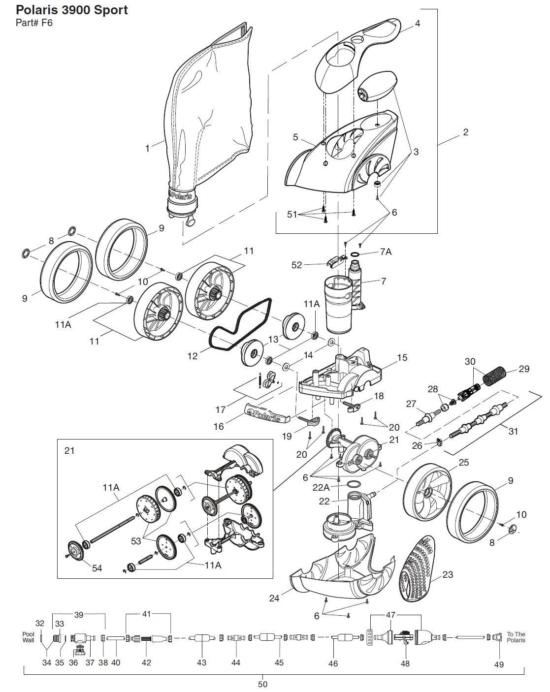 Sophisticated Polaris 280 Parts Diagram Pictures - Best Image Wire ...