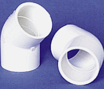 pvc 45 degree fittings for pool plumbing