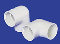 pvc 90 degree elbows for pool plumbing