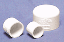 pvc caps for pool plumbing