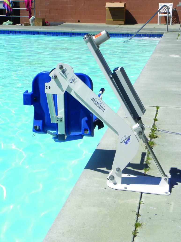 Aqua Creek Ranger Pool Lift Standard No Anchor