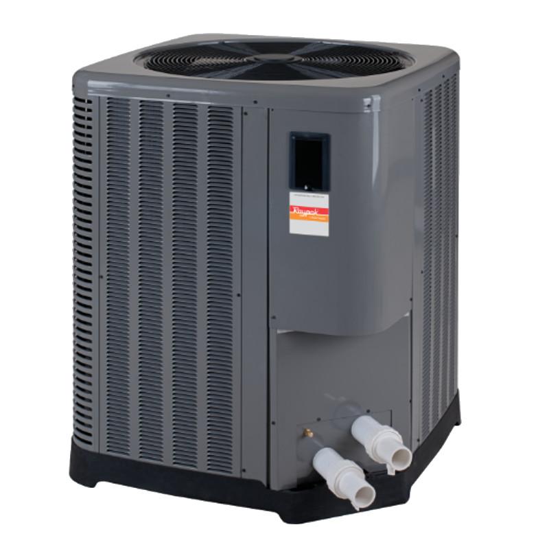 Raypak 016033 140,000 BTU Heat Pump Digital Titanium