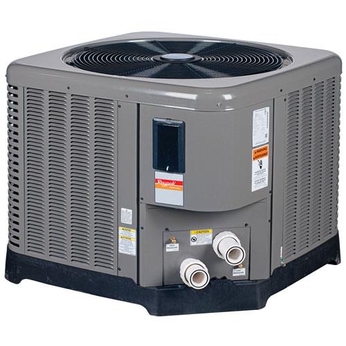 Raypak 016631 80,000 BTU Heat Pump Digital Titanium