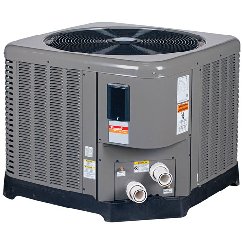 Raypak 016635 62,000 BTU Heat Pump Digital Titanium