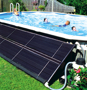 Attractive A Sunheater™ 4u0027x 20u0027solar Pool Heating System Will Raise The Temperature Of  Your Pool Water By Up To 10° F (6° C). Or More. It Is Lightweight, Durable  And ...