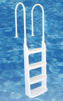 Main Access Easy Incline In-Pool Ladder For Above Ground Pools- 200200