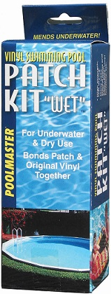 Pool Patch Kit Wet 4 Oz