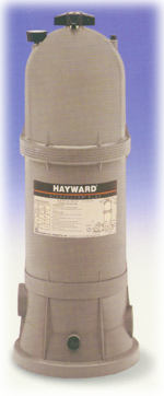 Hayward Star-Clear Plus (C9002) Cartridge Filter- 90 Sq. Ft. - 2 Ports - Cartridge Included - Free Shipping!
