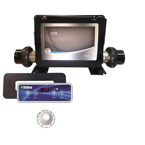Balboa 54217-Z Retro-Fit Vs501Z Spa Control System W/Duplex Topside