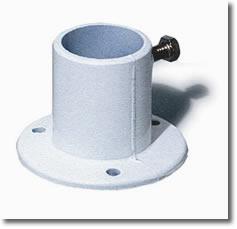 A/G Aluminum Deck Flanges 1.9 Id (Each) - (75-209-5000)