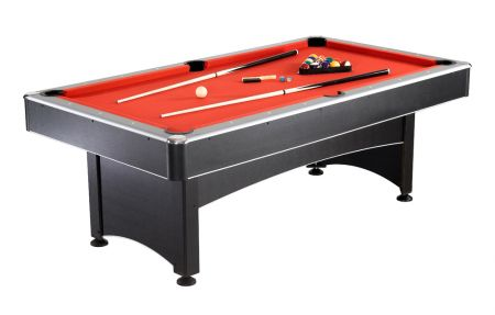 Maverick 7 Ft. Pool Table W/ Table Tennis