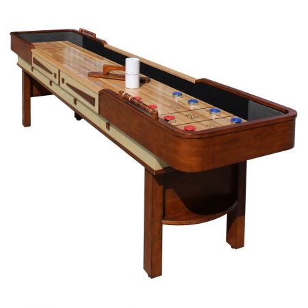Merlot 9 Shuffleboard Table