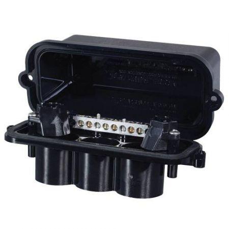 Intermatic Pool & Spa Light J Box (2 Lights Cap) 3 Hole (Pjb2175)