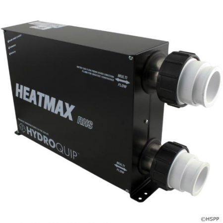 Hydroquip Heatmax Rhs 11Kw Weather-Tight Spa Heater - 230V