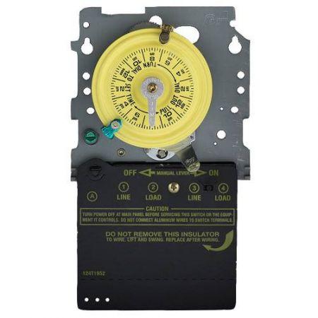 220 Volt Intermatic Time Clock Mechanism (T104M)