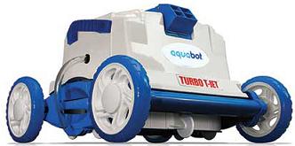 Aquabot Turbo T Jet Abttjet Robotic Pool Cleaner - Free Shipping!
