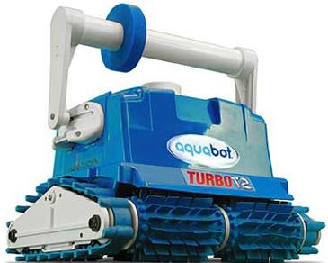 Aquabot Turbo T2 Abturt2 Robotic Pool Cleaner