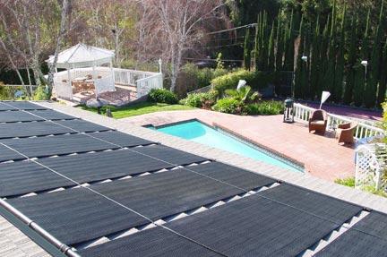 Aquasol Solar Swimming Pool Heating Systems - Residential Pool Heating