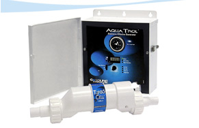 Aquatrol Hp Aboveground Chlorine Generator (Includes Flow Switch & Cell) (Aqtrolhp)